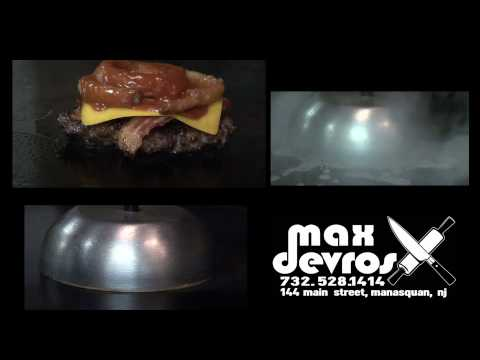 Restaurants & Dining Manasquan NJ | Jersey Shore Deli | Max Devros | Shore Video Marketing