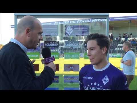 Austria Salzburg - TSV Neumarkt, Salzburger Liga 2017/18