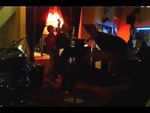 Dwaine 'The Sax Man' Spurlin plays My Funny Valentine