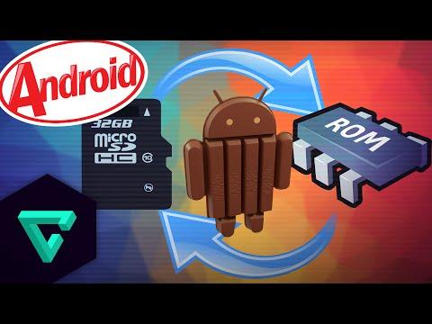 Cambiar almacenamiento en android kitkat 4.4 [Root]