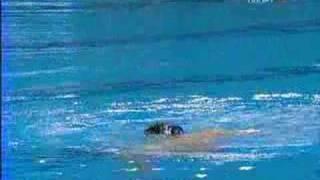 Virginie Dedieu Free Routine at 2007 World Championship