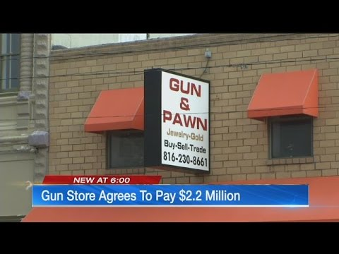 Odessa store agrees to pay $2.2 million in settlement for sale of gun