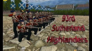 Mount & Blade Warband: NW 71st Event (93rd Sutherland Highlanders)