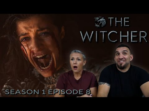 The Witcher Season 1 Episode 8 'Much More' REACTION!!