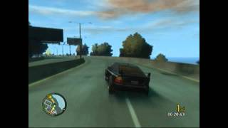 GTA IV - Sultan RS - Dazzle Quality Test [ps3]