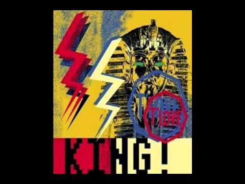 T.Love - King! (1992) FULL ALBUM