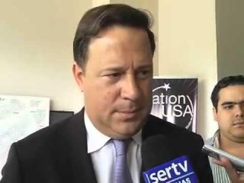 Juan Carlos Varela contra el Periodista Ricardo Peñalba de Radio Nacional