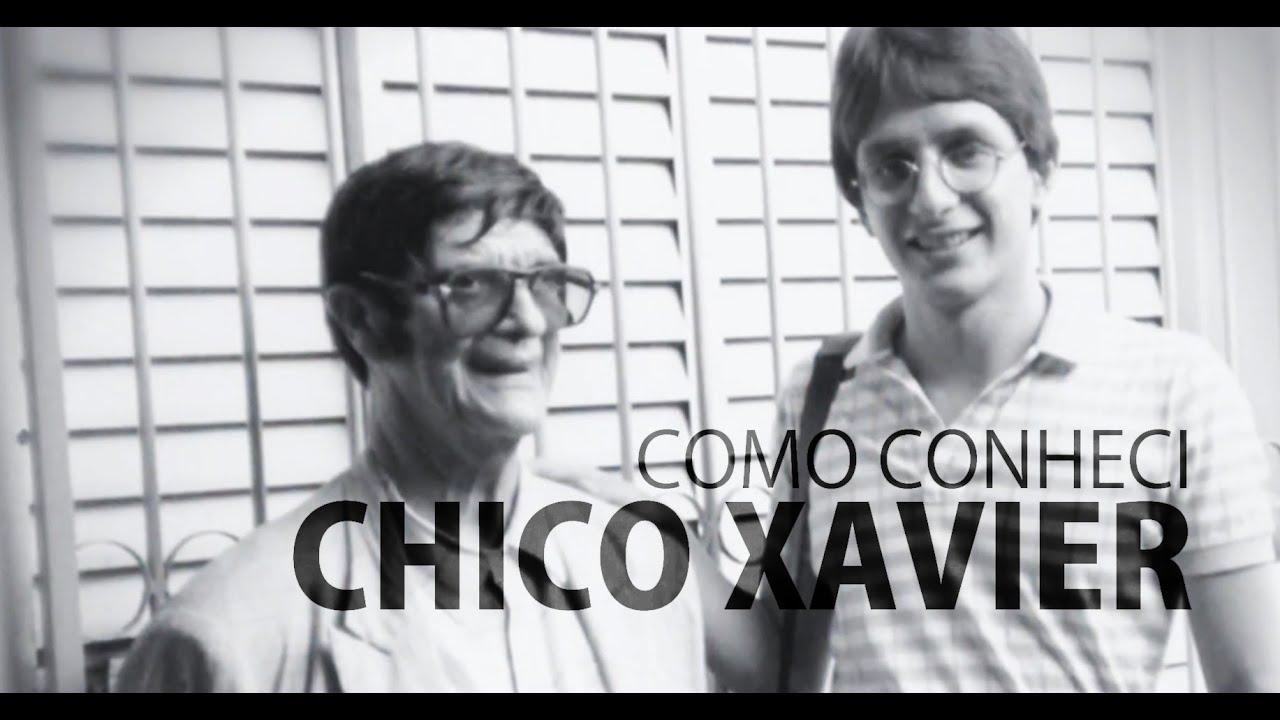 Geraldo Lemos Neto   Como conheci Chico Xavier [CM+P]