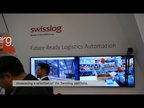 Visit Swisslog at CeMAT and HMI Hannover Messe!
