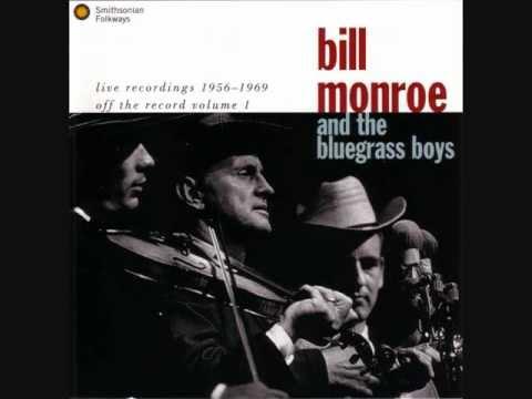 Bill Monroe & His Bluegrass Boys - Cotton-Eyed Joe (Live)