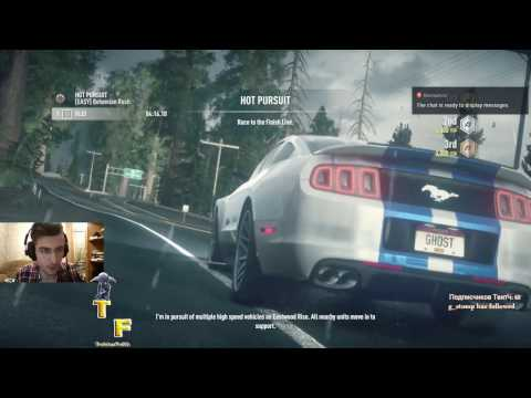 [18/03/17, stream rec] Need For Speed Rivals -  Ford GT Trap Edition