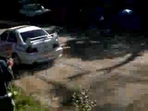 Ricardo Collado,trepada antes del accidente fatal
