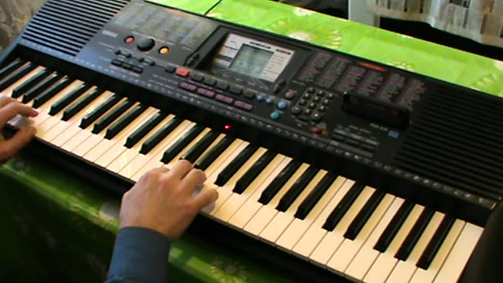Yamaha psr 230 youtube for Yamaha psr ew