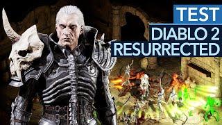 Diablo 2 Resurrected ist ein geniales Spiel auf dem falschen Weg - Test / Review