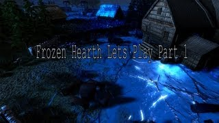 Lets Play Frozen Hearth - The Tutorial