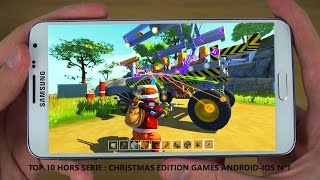 🎮TOP 10 FREE BEST GAMES PLAY IN CHRISTMAS ANDROID-IOS DECEMBER 2016 PART 1🎮