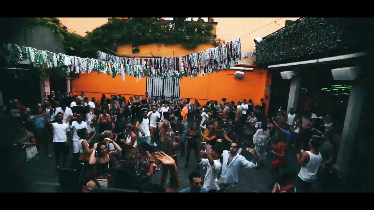 Ben Rainey Live Poble De Los Freaks Barcelona La Terrrazza Opening Party 4 August