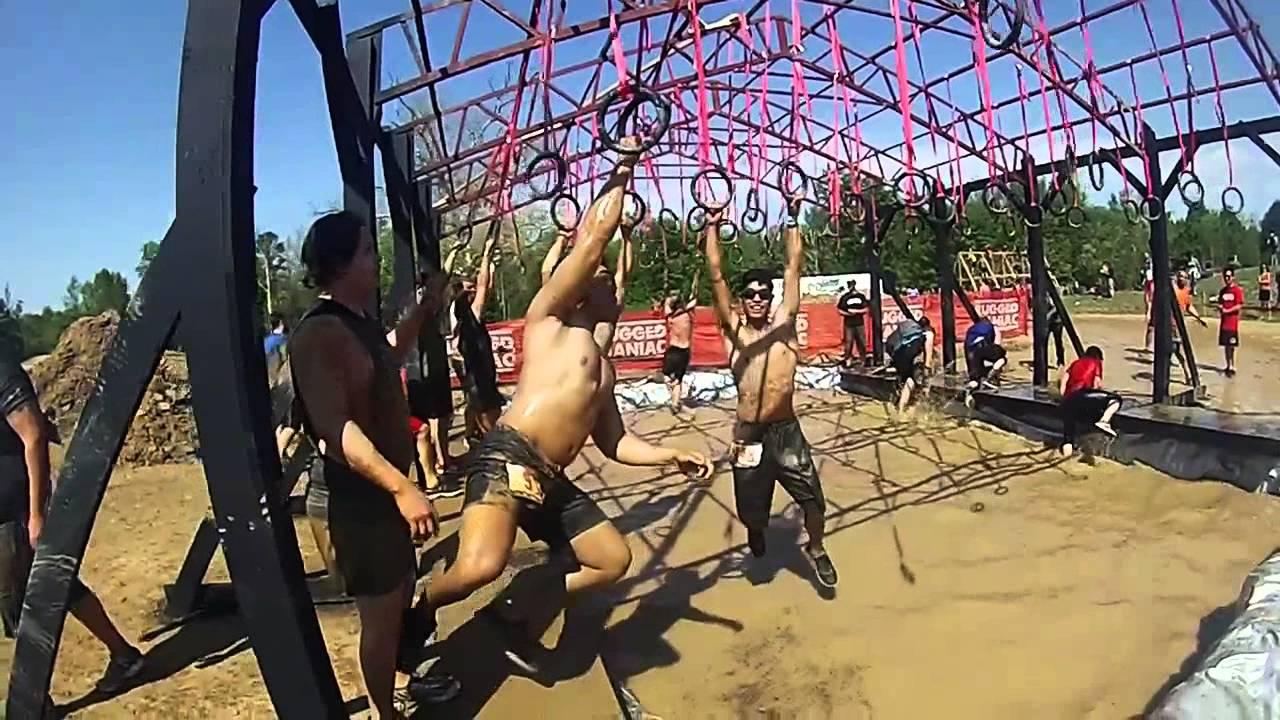 Rugged Maniac VA - 5/3/2014 - YouTube