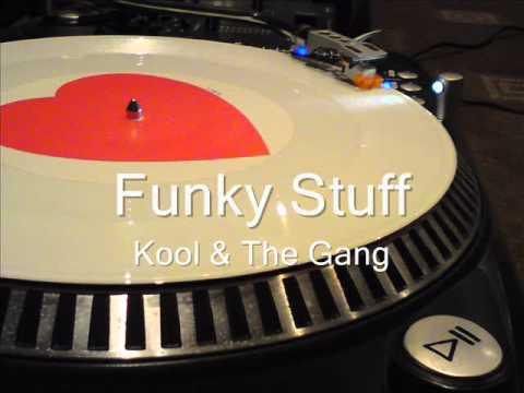 Kool The Gang Funky Stuff