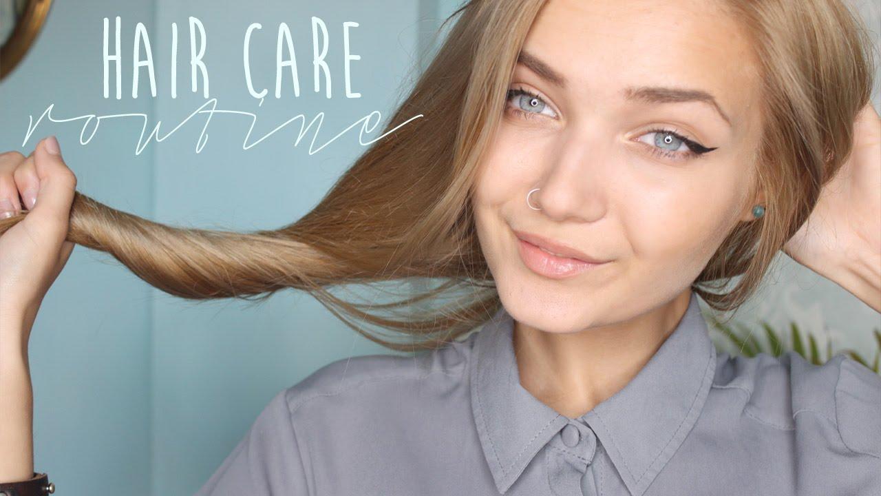 My Hair Care Routine || Roxxsaurus