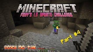 Foxy's Minecraft 1.8 Update Challenge [4] - Mining my mine