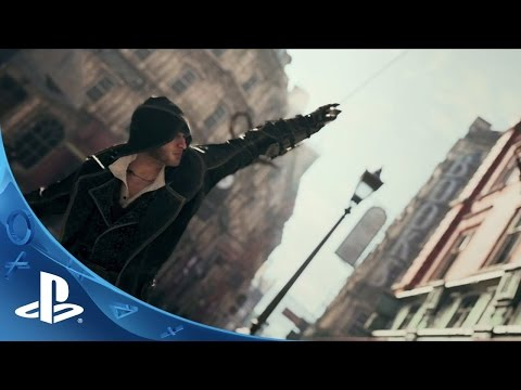 Assassin's Creed Syndicate Playstation VR gameplay world premiere