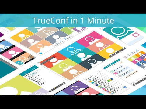 TrueConf | Self-hosted and secure video collaboration platform