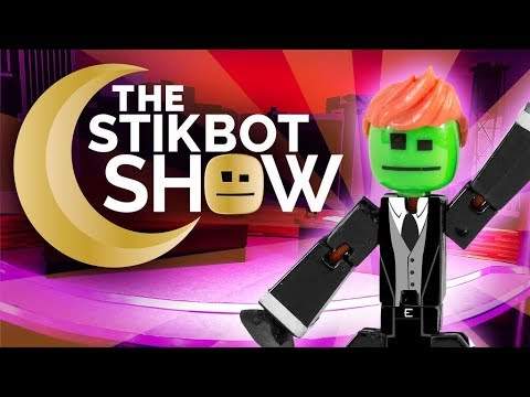 The Stikbot Show 🎬 | The One with the BRAND NEW STUDIO