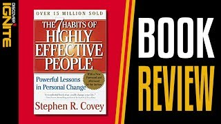 The 7 Habits of Highly Effective People (Book Review)