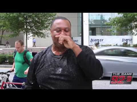 929 The Game's Carl Dukes Takes The Ice Bucket Challenge