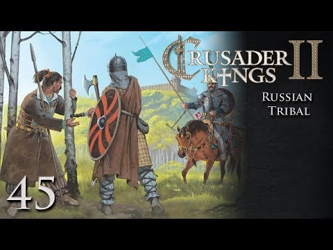 """Let's Play """"CKII: Reaper's Due"""" Part 045 - Discovering Our Dump Stat"""
