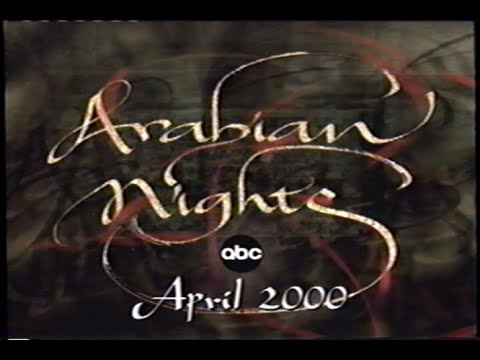 Random Movie Pick - Arabian Nights (2000) Trailer (VHS Capture) YouTube Trailer