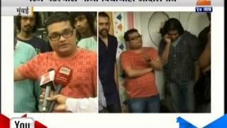 Ravi Jadhav Sanat JJ Okul Hakkında Bir Film Yapmak