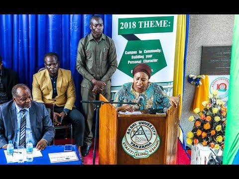 ''Mapenzi yananoga, Kwani usipompikia atakuacha'' Ummy Mwalimu