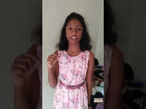 Chanakya Abacus Student, Aarti Miss, Trisha Rekhawar 1
