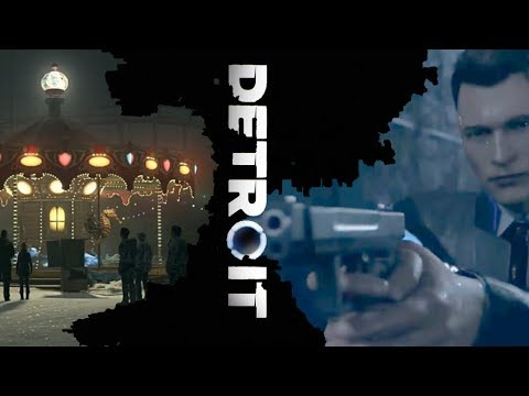 Detroit Become Human実況冷酷なコナー夢の時間を過ごすカーラ#10 デトロイトビカムヒューマン
