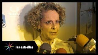 Silvia Mariscal celebra 50 años de carrera artística | Las Estrellas