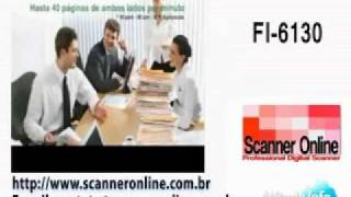 Scanner Fujitsu FI 6130 - Scanner Online