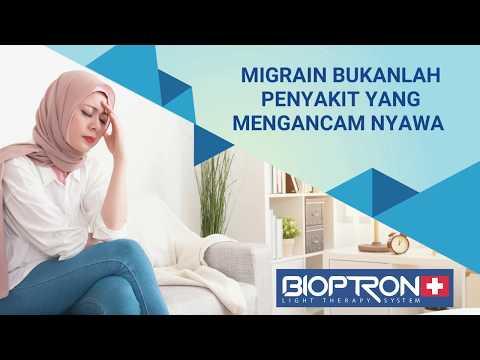 BIOPTRON - CAHAYA TERAPI RAWAT MIGRAIN
