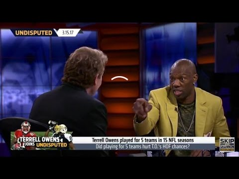 REACTION TO TERRELL OWENS GOING OFF ON SKIP BAYLESS AGAIN! F/TOWN BIZZ