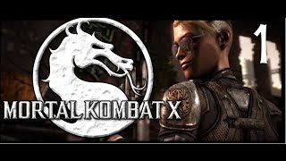 Scott Plays - Mortal Kombat X - VERSUS ONLINE  - Part 1
