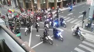 AGRESIONES ENTRE MILITARES Y POLICÍAS DE ECUADOR