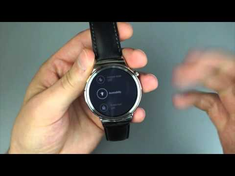 Huawei Watch Software Overview