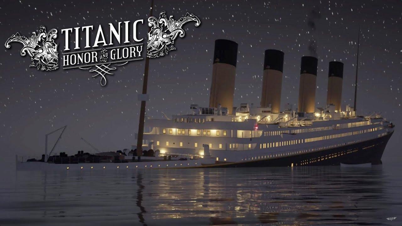 Titanic Deutsch