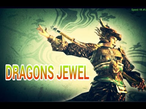 DRAGONS JEWEL treasure guide