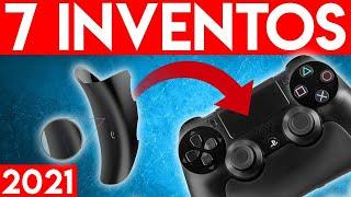 7 NUEVOS INVENTOS de PS4 que NO CONOCES  ¡Muy BARATOS! Accesorios SECRETOS de PlayStation 4 (2019)