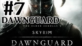 The Elder Scrolls V: Skyrim Dawnguard DLC Walkthrough - Part 7 Delivering Bad News To Isran