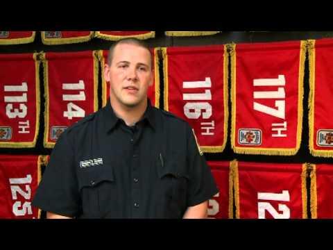 Fairfax County Fire & Rescue Department: 133rd Recruit School Video