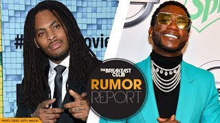 Waka Flocka and Gucci Mane Mend Friendship