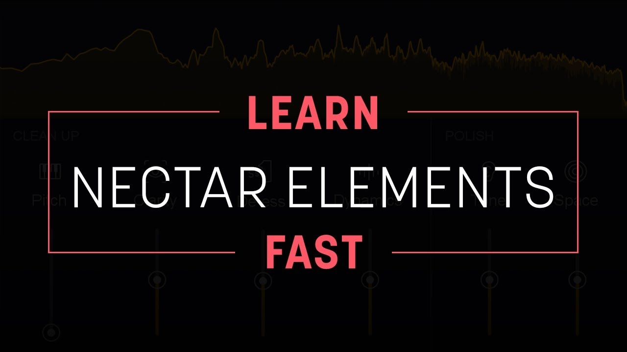 iZotope Nectar 3 Elements - Electronic Delivery